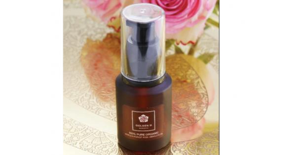 Q. 市面上亦其他品牌出產玫瑰油,Golden H 有何特別之處?