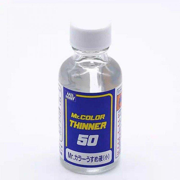 郡士藍標黃標緩幹油性稀釋劑 T104