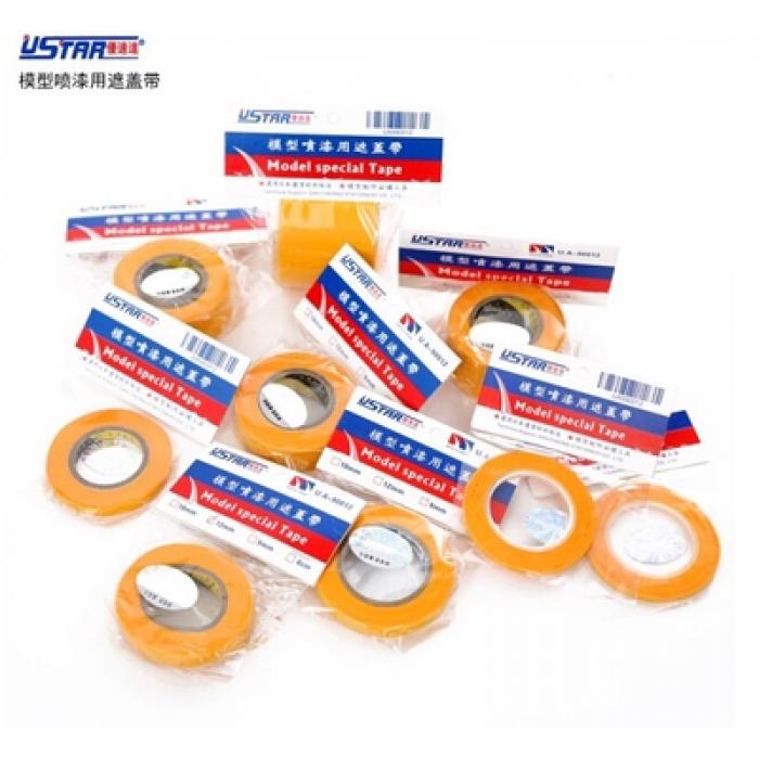 優速達USTAR 模型制作分色工具 遮蓋膠帶 噴漆上色工具 多種規格
