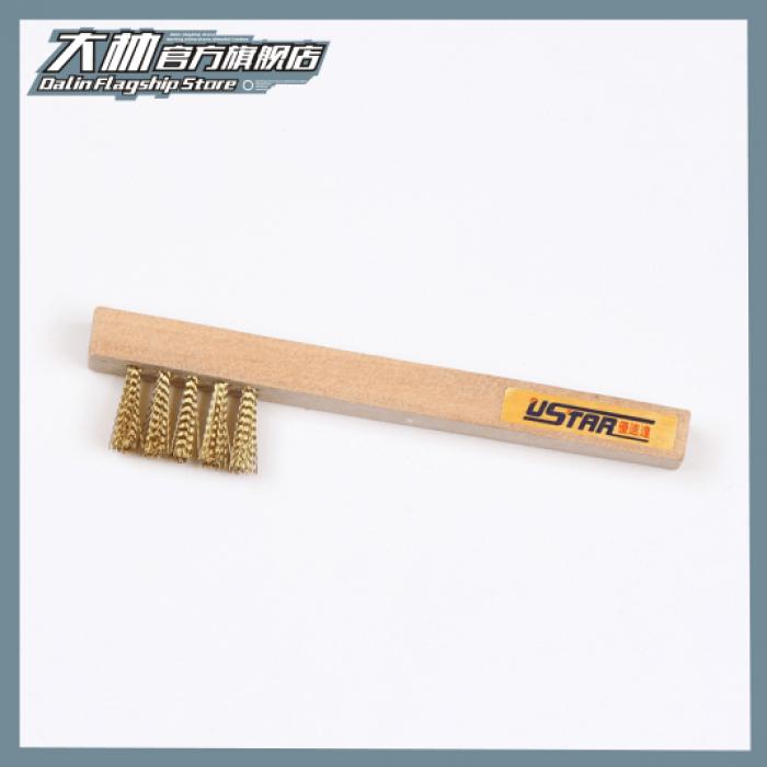 U-STAR 優速達 鋼絲刷 銅絲刷 銼刀/鬼斬/清潔搭檔WG63040