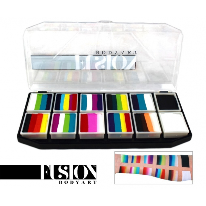 Spectrum Palette - Rainbow Explosion