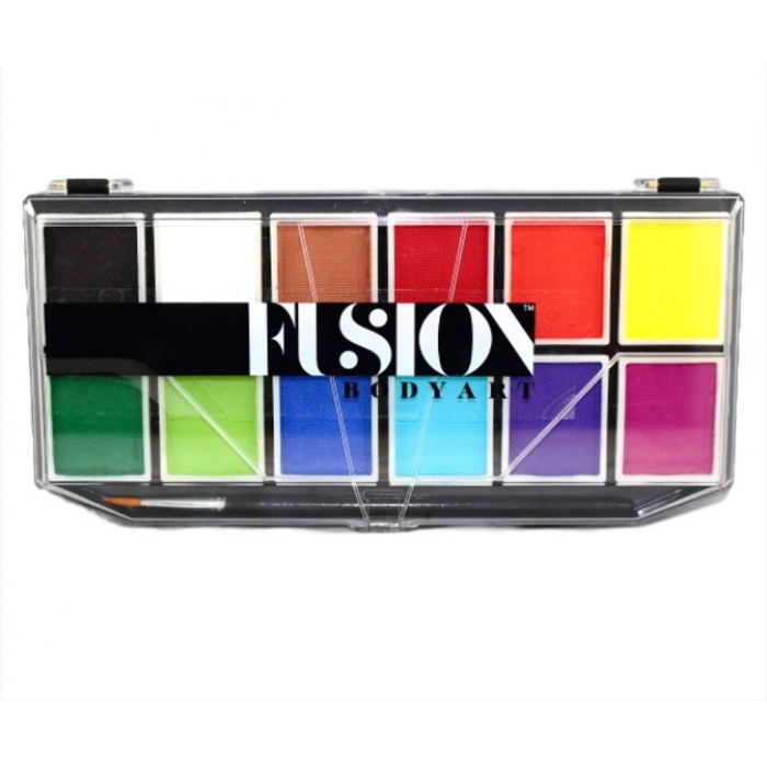 Fusion - Palette 12 colors Essential - Small (12x7g)