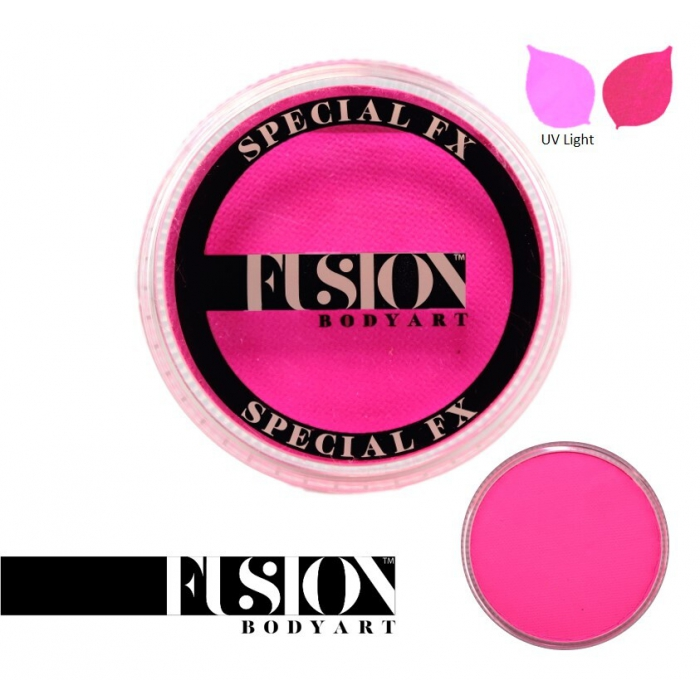 Fusion - Fx UV Neon Magenta 32g