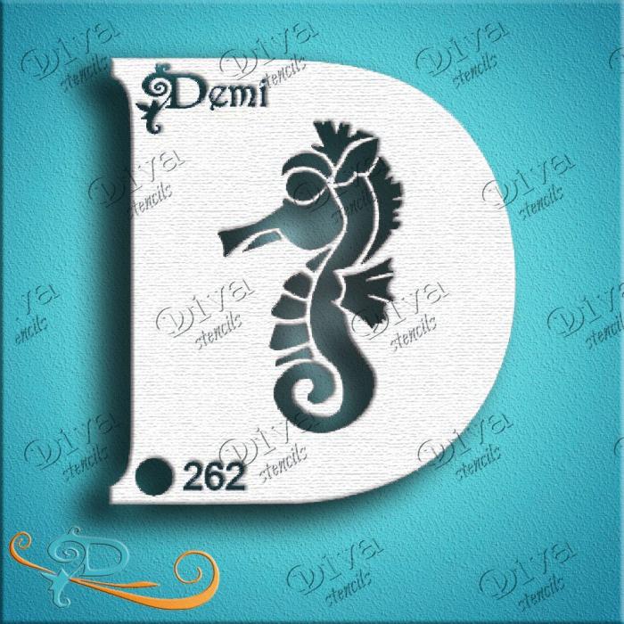 Diva #00262 Demi Seahorse