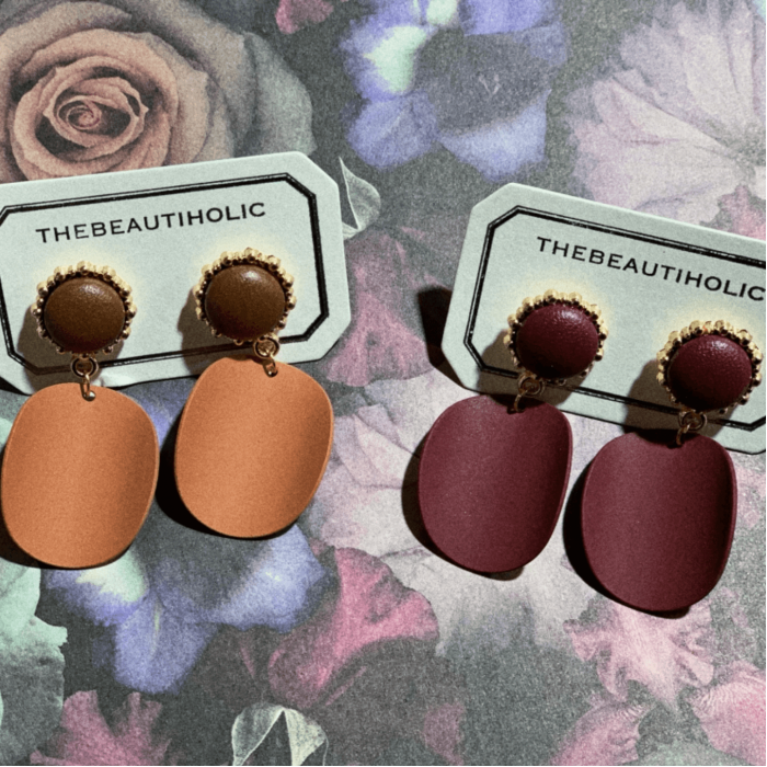 Feel the Fall Earrings
