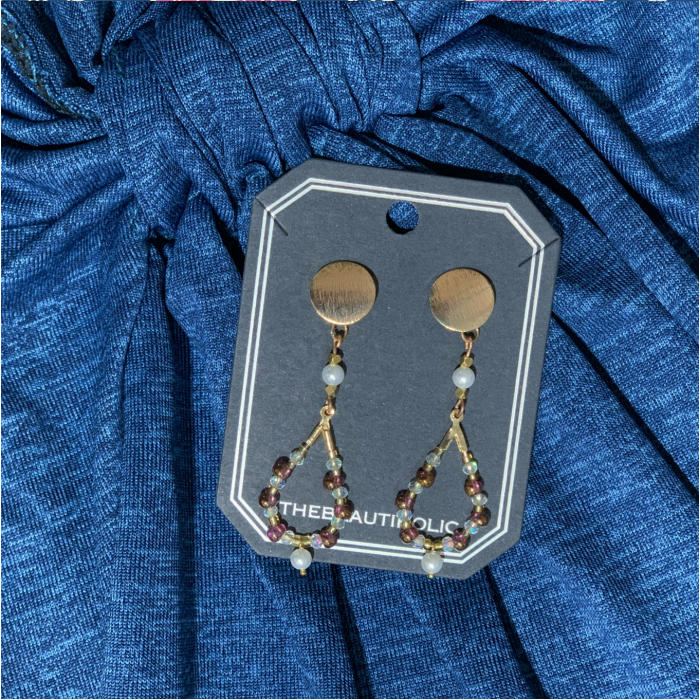 The Elegance Waterdrop Earrings