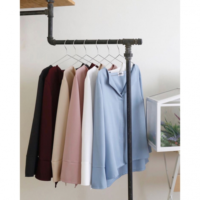 Search Collection Chiffon Shirt