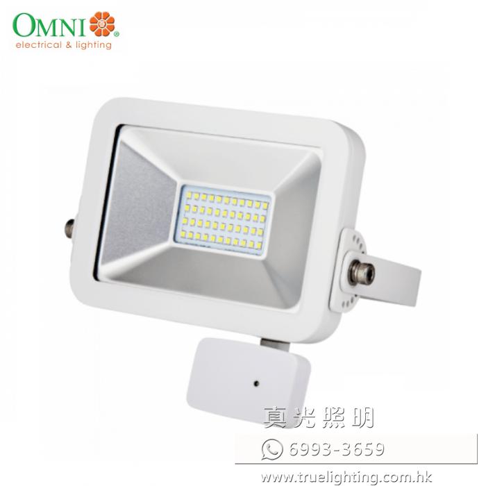 感應燈 防水泛光燈 40W LED Sensor Light