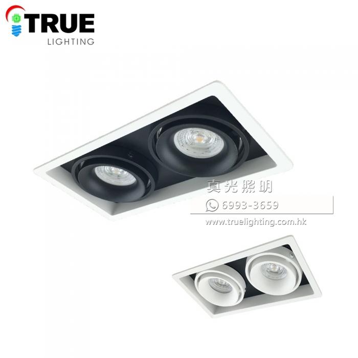 天花射燈架 射燈殼 Recessed Light Frame (GU10/MR16) DL9982