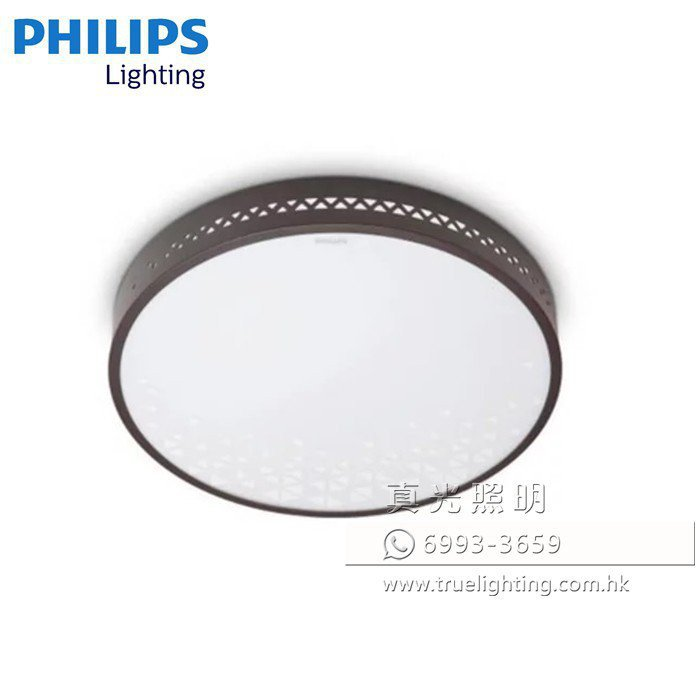 飛利浦 吸頂燈 28W LED PHILIPS Ceiling Light CL809 (27K<->65K Tunable)
