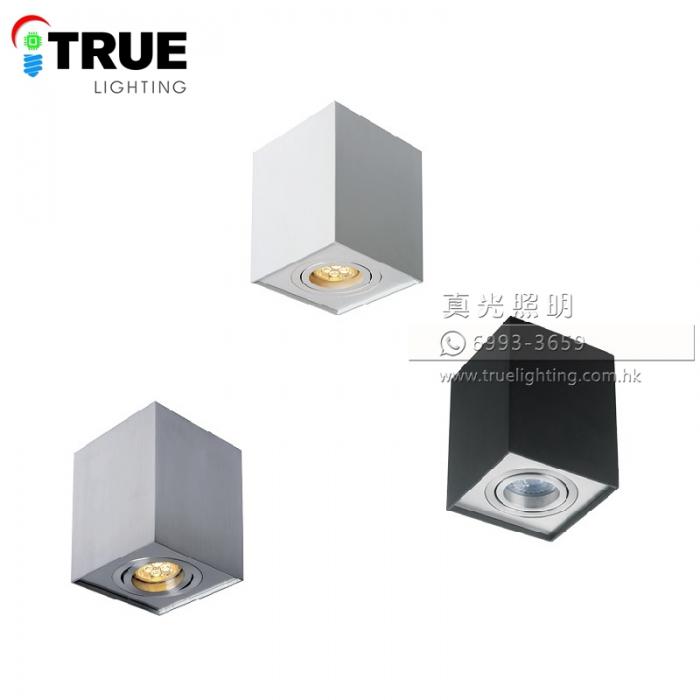 盒仔燈 合仔燈 (單頭) GU10 LED Box lamp