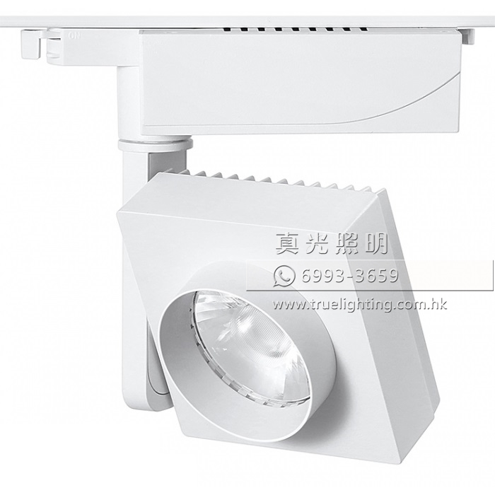 路軌射燈 軌道燈(一體式) 35W LED Track Light