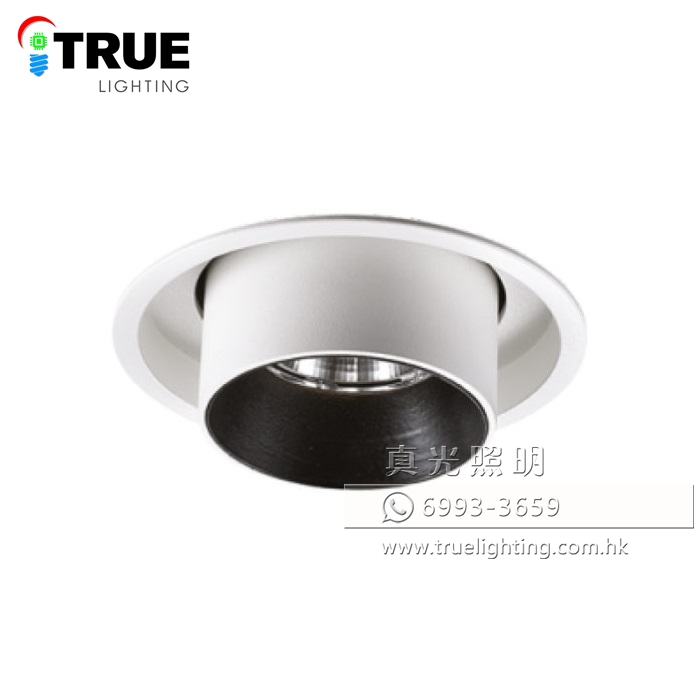 天花射燈(可伸縮&360度旋轉) LED Recessed Spotlight MINI DANNY