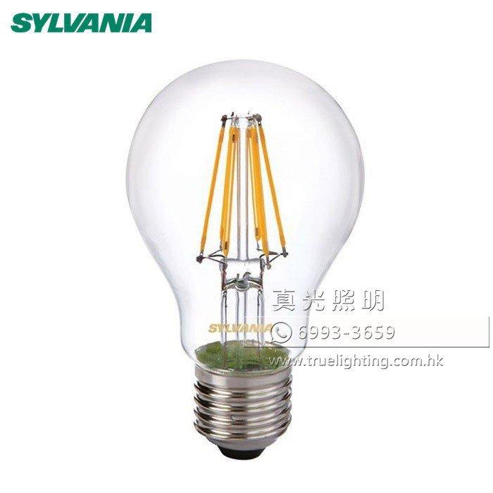 喜萬年 仿烏絲LED燈泡 7W LED Bulb SYLVANIA