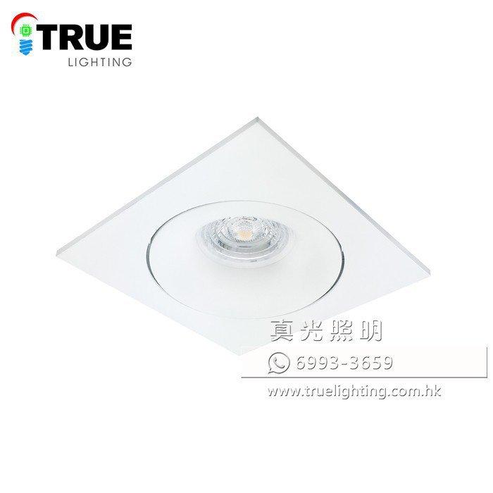 射燈架 天花射燈殼 Highend Recessed Light Frame DE201