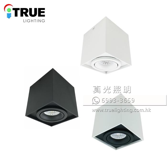 盒仔燈 合仔燈 GU10 LED Box Celling Light GD5611