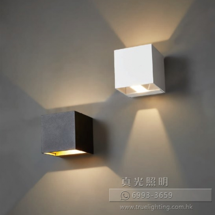 壁燈(防水) LED Wall Lamp (Waterproof) OPEN OUT