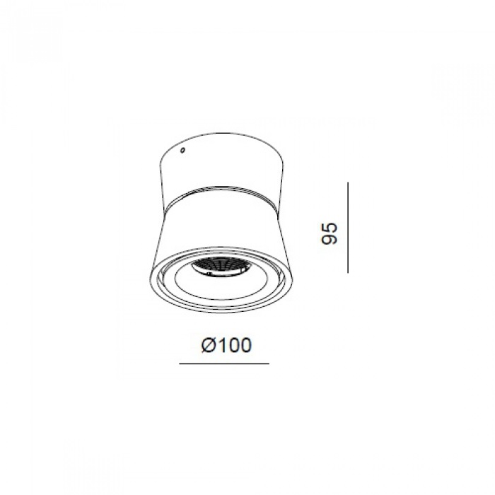 天花燈 射燈 壁燈 筒燈 LED Spot Light ACL109