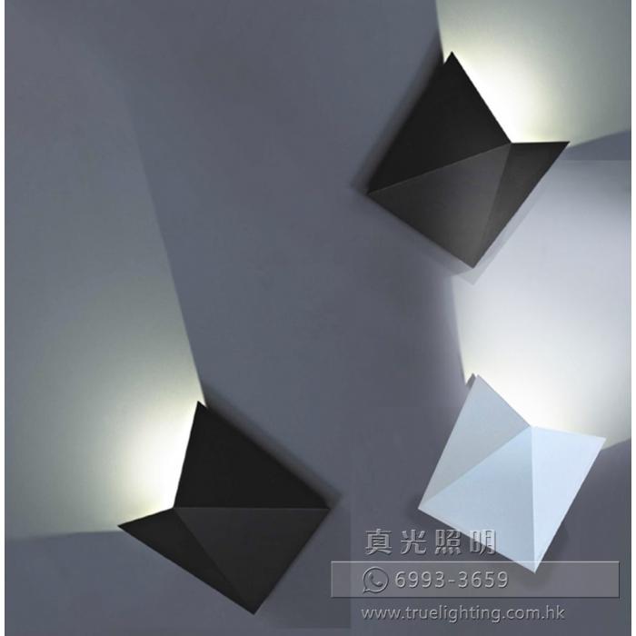 壁燈 床頭燈 LED Wall Lamp PYRAMID
