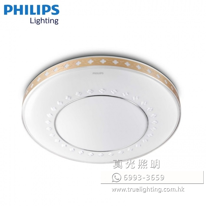 飛利浦 吸頂燈 30W LED PHILIPS Ceiling Light 34162 (4000K)