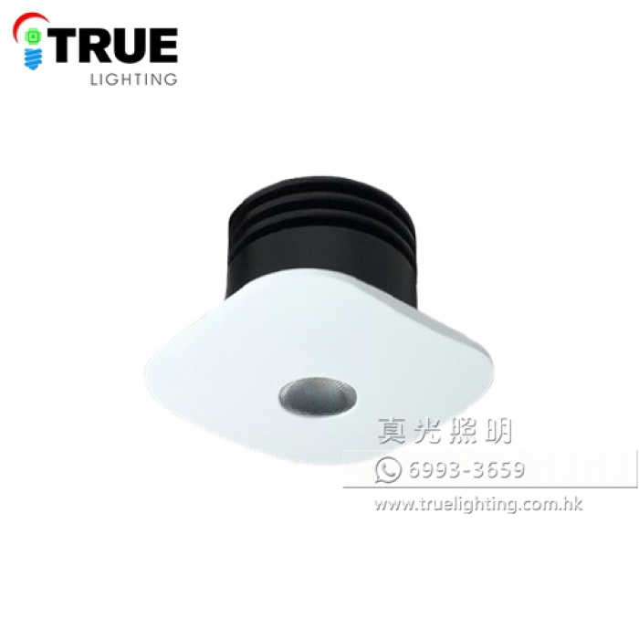 迷你射燈 3W LED Mini Recessed Spotlight