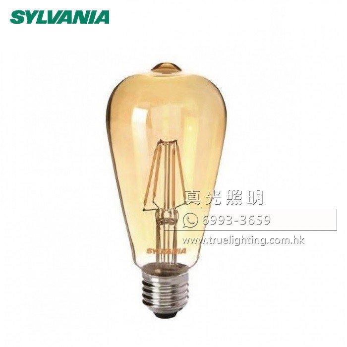 喜萬年 仿烏絲燈膽 4W SYLVANIA LED Bulbs