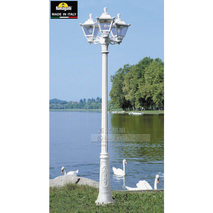 柱燈 路燈 Outdoor Pole Lamp By Fumagalli Q23.157.S30.E27