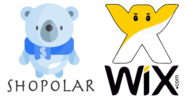 SHOPOLAR vs Wix: Which free website builder is more suitable for you?