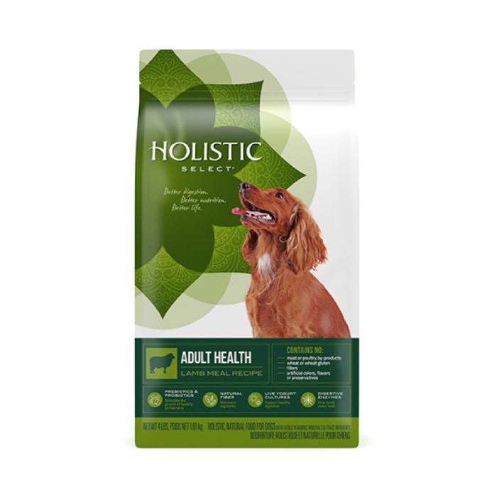 Holistic Select 羊肉成犬配方 - 30 磅