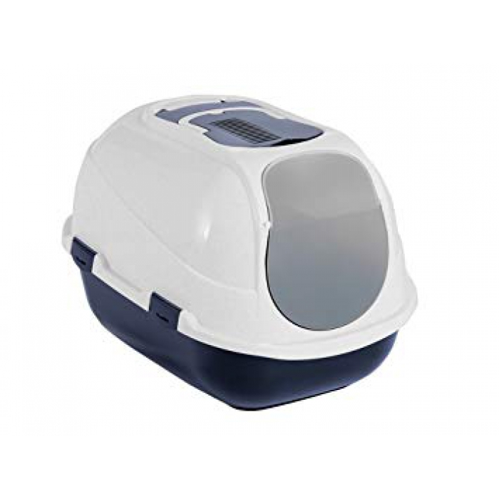 Moderna Mega Comfy Cat Litter Box 有蓋弧形大型貓廁所